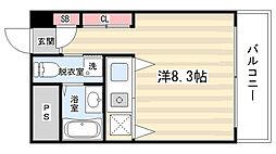 SUMAU[403号室]の間取り