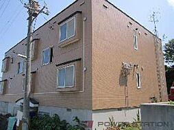 ヒルズ・コア・タキ[1階]の外観