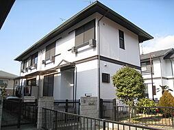 [テラスハウス] 奈良県奈良市朱雀1丁目 の賃貸【/】の外観