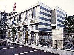 大阪府大東市諸福7丁目の賃貸アパートの外観