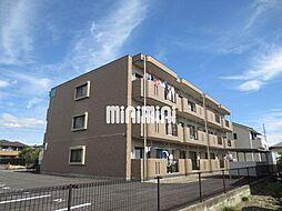 岐阜県関市鋳物師屋5の賃貸マンションの外観