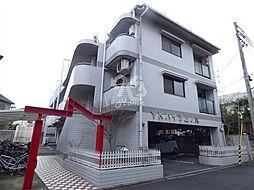 兵庫県明石市上の丸3丁目の賃貸マンションの外観