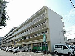 福岡県北九州市小倉北区片野新町2の賃貸マンションの外観