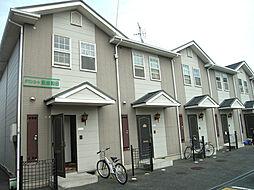 [タウンハウス] 大阪府岸和田市作才町 の賃貸【/】の外観