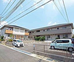 京都府宇治市神明宮北の賃貸アパートの外観