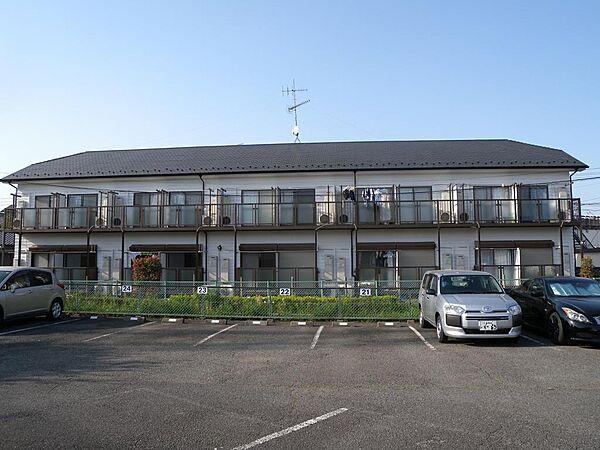 すずかけハイツ 2階の賃貸【東京都 / 八王子市】