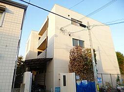 兵庫県西宮市上甲子園4丁目の賃貸マンションの外観