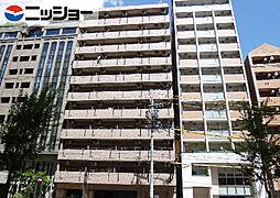 グレイス2000[3階]の外観