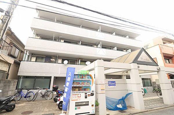 メゾンドパヴィヨン 2階の賃貸【京都府 / 京都市伏見区】