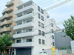 東京都品川区南大井5丁目の賃貸マンションの外観