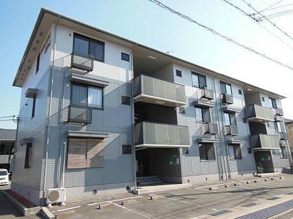 ガーデンハウス藤井 A棟 2階の賃貸【広島県 / 福山市】