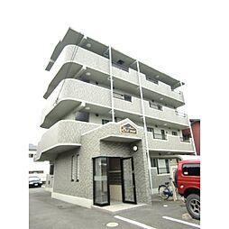 静岡県浜松市中区曳馬3丁目の賃貸マンションの外観