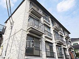 埼玉県戸田市氷川町2丁目の賃貸マンションの外観