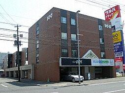 ロイヤルシティ西麻生[3階]の外観