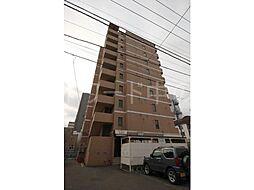 北海道札幌市豊平区中の島二条1丁目の賃貸マンションの外観