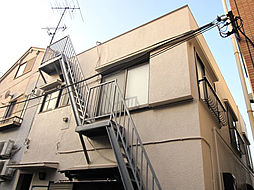 佐久間邸[202号室]の外観