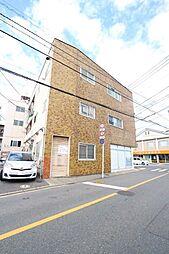 福岡県北九州市戸畑区中原西3丁目の賃貸アパートの外観