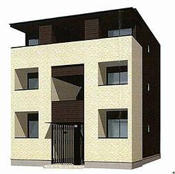 ソル・レヴェンテ[3階]の外観