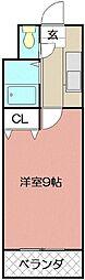 ロイヤルセンチュリー[704号室]の間取り