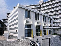 レオパレスモンテシャンス[2階]の外観