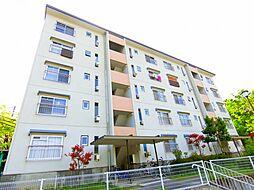大阪府堺市南区茶山台2丁の賃貸マンションの外観