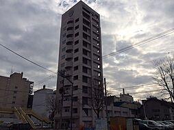 北海道旭川市四条通5の賃貸マンションの外観