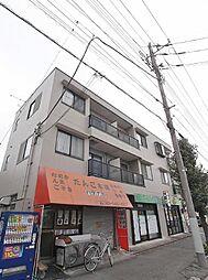 埼玉県川越市砂新田2丁目の賃貸マンションの外観