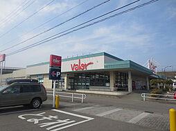 バロー西可児店まで徒歩約32分(2500m)です。徒歩や自転車で行ける距離にお店があるのは便利ですね。