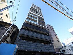 愛知県名古屋市中区上前津1の賃貸マンションの外観