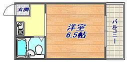 [タウンハウス] 兵庫県神戸市東灘区青木2丁目 の賃貸【兵庫県 / 神戸市東灘区】の間取り