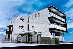 千葉県柏市柏6丁目の賃貸マンションの外観