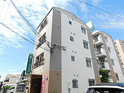 兵庫県姫路市豊沢町の賃貸マンションの外観