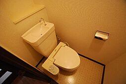 X−OVER21覚王山のシャワー付トイレ(イメージ)