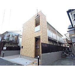 神奈川県川崎市川崎区小田栄1丁目の賃貸アパートの外観