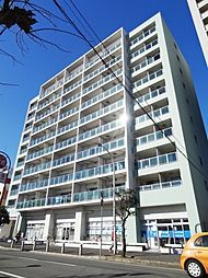千葉県千葉市美浜区高洲3丁目の賃貸マンションの外観