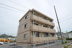 兵庫県姫路市別所町別所の賃貸マンションの外観
