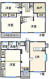 上豊田駅 2,385万円
