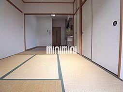 西田ビルの和室