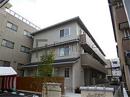 カーサ京町[101号室]の外観