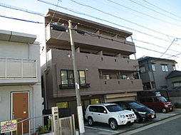 愛知県名古屋市昭和区川名本町3丁目の賃貸マンションの外観