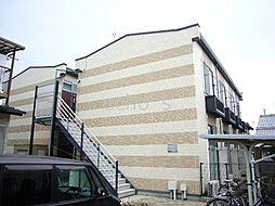 レオパレスDeer Field(26046)[2階]の外観