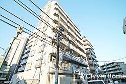神奈川県相模原市緑区橋本3の賃貸マンションの外観