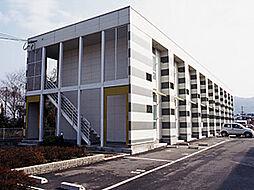 大阪府大東市深野2丁目の賃貸アパートの外観