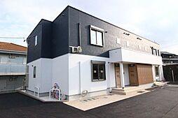 三重県津市大谷町の賃貸アパートの外観