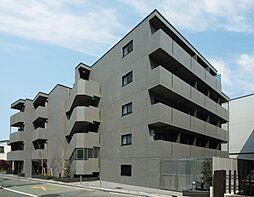 東京都中野区上鷺宮1丁目の賃貸マンションの外観