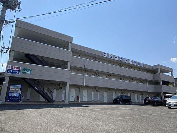 ニューカーサ永井川 1階の賃貸【福島県 / 福島市】