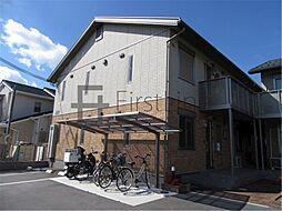京都府京都市伏見区深草大亀谷東寺町の賃貸アパートの画像