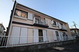 コーポ ウィ[2階]の外観