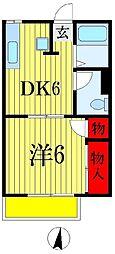 東千葉駅 3.3万円