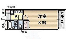 古市駅 4.5万円